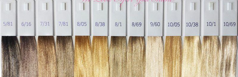Велла краска для волос иллюмина